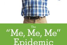 "Amy McCready's NEW BOOK / The ""Me, Me, Me"" Epidemic is a step-by-step guide to raising capable, grateful kids in an over-entitled world is meant to be more than a book. It's a resource that today's often-frustrated parents can use to give the confidence, know-how and even words to say to kick entitlement to the curb and rid your home of the entitled behaviors! / by Amy McCready Positive Parenting Solutions"