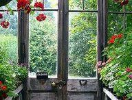 Garden Spaces / by Penny Bingman