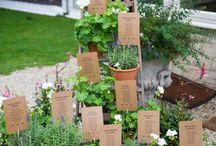 English Country Garden Wedding