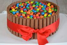 Gâteaux Kit Kat