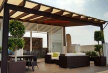 techo jardín