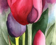 Painted flowers / by Iwona Laczny