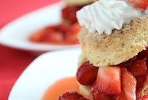 Favorite Recipes - Desserts - Misc