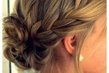 Carrie wedding hair
