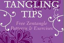 Zentangles / Zentangles from all over