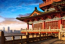 Explore: China / China, old and new, is a feast for the senses. You'll be captivated by the landscape and historical sites that tell Chinese history and culture, and also be fascinated by the pace of modernisation of its key cities. / by Cathay Pacific Airways