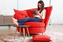 Armchair, sofa