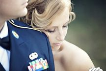 Handsome In Uniform / Honoring our Military Grooms :-)