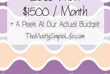 WAHM + Save Money / Save money even when you are busy. These money saving tips and hacks will help work at home moms and stay at home moms learn how to budget, save, invest, and more on a tight budget.