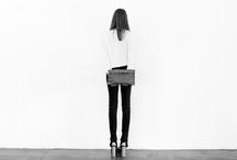 Fashion Noir / Black & White Imagery & Inspiration