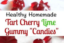 Healthy candies for kids