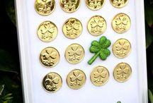St. Patrick's Day Crafts, Printables, Recipes & Decor / Fun crafts, printables, projects, recipes & decor for St. Patrick's day. Always looking for ways to make holidays special for the kids and our family. / by Megan Bray | Balancing Home --A Creative Blog