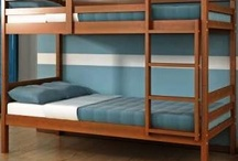 Love these bunkbeds / by Aubree