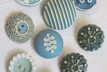 0 deco • ceramic button