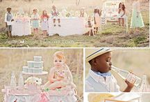 J's Easter party / by Fab Gab Blog .com