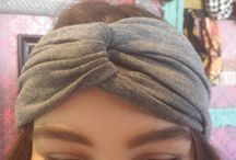 Headbands / Modernas y creativas headbands, hechas a mano por la diseñadora Alma Medina Sydmods, te van a encantar!
