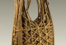 Basket- bark / Basket