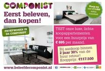 Componist www.beleefdecomponist.nl  / Proef de sfeer! Ervaar de ruimte!