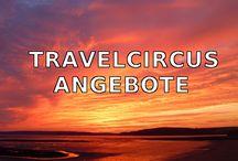 Travelcircus Angebote / Exclusive Getaways - egal ob Wellnessurlaub, Kurztrip, Städtereise oder Luxusurlaub: hier gibt's die besten und neuesten Angebote, direkt aus der Travelcircus Redaktion! www.travelcircus.de