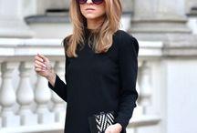 Gaun hitam kecil