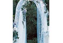 bruiloft decoraties