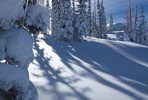 Paysages de neige / #neige #snow #paysage