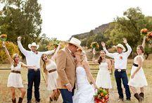 weddings / by Suzanne Whitney Huffman Velasco