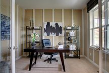 Home Office / Pictures of home office design, including pictures of built-in bookshelves