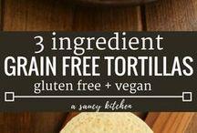 Tortillas -Wraps