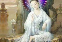 Goddess Kwan Yin - Kuan Yin / Kwan Yin is the Chinese Goddess of Compassion and Mercy.