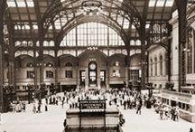 Penn Station / by Anna Pereira