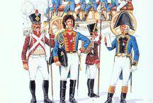 Service de sante napoleonic army