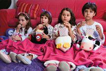 Pajama Party / by Mariane Freitas