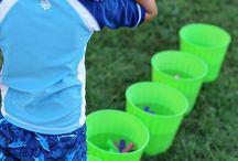 Preschool water