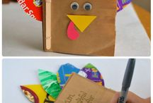Thanksgiving Crafts / by Kids @ Newport Public Library
