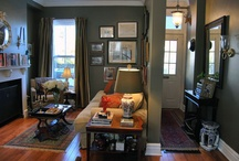 Living Room Ideas / by Amy Piccirilli