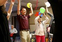 Senior Activities/Exercise Ideas
