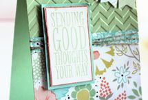 Stampin Up Sweet Sorbet & Petal Parade