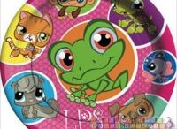 Littlest Pet Shop Birthday Party Ideas, Decorations, and Supplies / Littlest Pet Shop Party Supplies from www.HardToFindPartySupplies.com, where we specialize in rare, discontinued, and hard to find party supplies. We also carry several of the more recent party lines