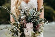 Aankleding bloemen
