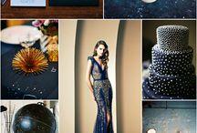 Galaxy wedding