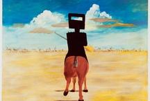 Australian art by Sidney Nolan