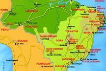 Brazilië / Brazilië een prachtig vakantieland. Ik hoop dat u ook enthousiast zult worden, na het lezen van mijn verhalen