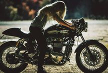 The Motorcycle Women's