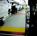 Maty Przemysłowe / Maty Przemysłowe Na Stanowiska Pracy  Maty Przemysłowe jako sposób na skuteczne zapewnienie bezpieczeństwa na stanowisku pracy. Oprócz właściwości ergonomicznych posiadają właściwości antyzmęczeniowe i termoizolacyjne.