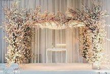 Spring Theme Wedding Decor