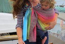 Wrap it Up / babywearing / by Heather Lee Pérez