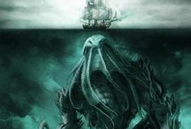 Cthulu / All things Cthulu, all things Lovecraft.