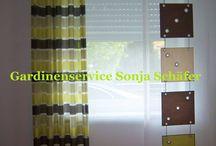 Gardinen / Fenster-Ideen, Gardinen, Vorhänge