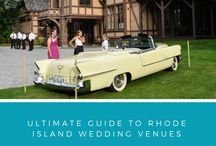 YOUR ULTIMATE GUIDE TO RHODE ISLAND WEDDING VENUES / Who knew there were so many Rhode Island wedding venues? We did: From amenable country clubs and coastal settings to trendy industrial structures and eccentric scenes, our tiny state (as well as our just-over-the-border neighbors) is chock full of unique and beautiful sites. Here's just a taste of what we have to offer, from A to Z.
